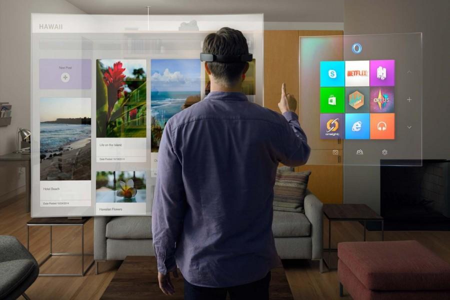 Виртуальная реальность от Microsoft