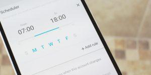 Контроль за уведомлениями Gmail на Android