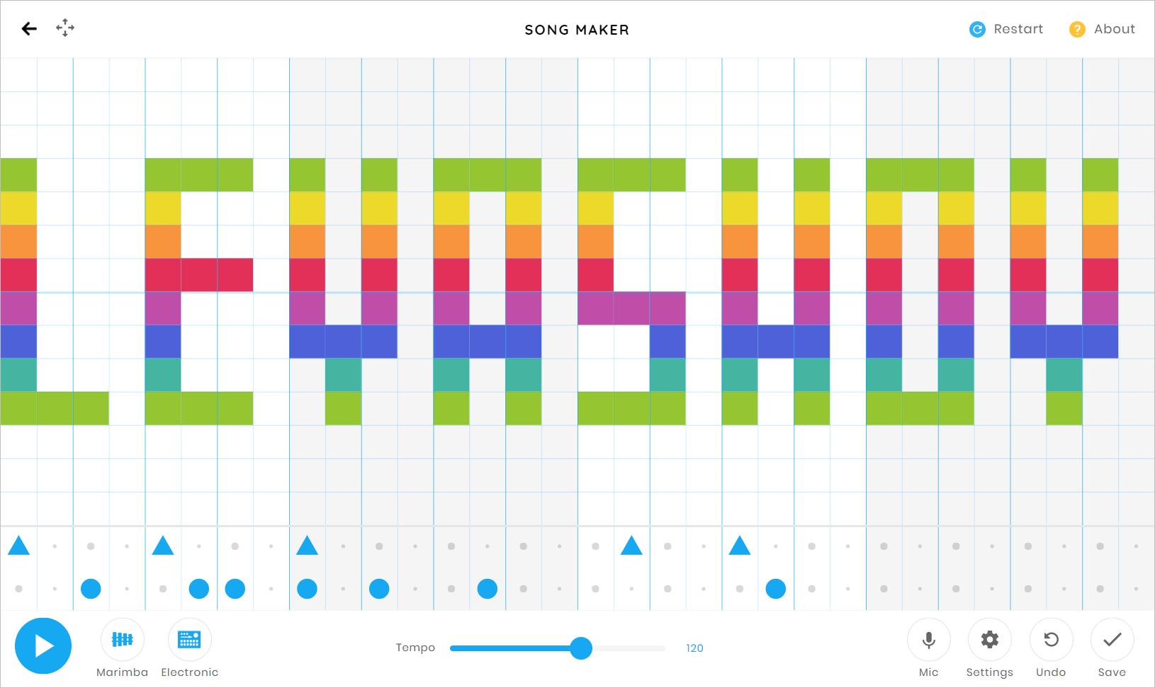 Cервис для создания музыкальных треков в браузере от Google