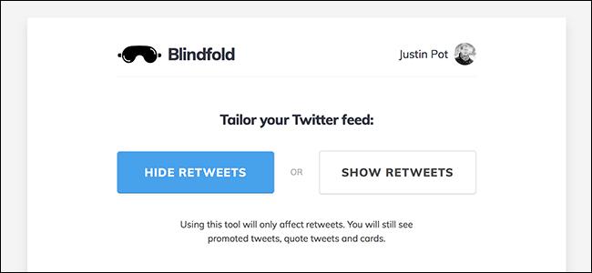 Как скрыть все ретвиты в ленте Twitter