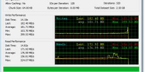 Как измерить производительность жёсткого диска в Windows