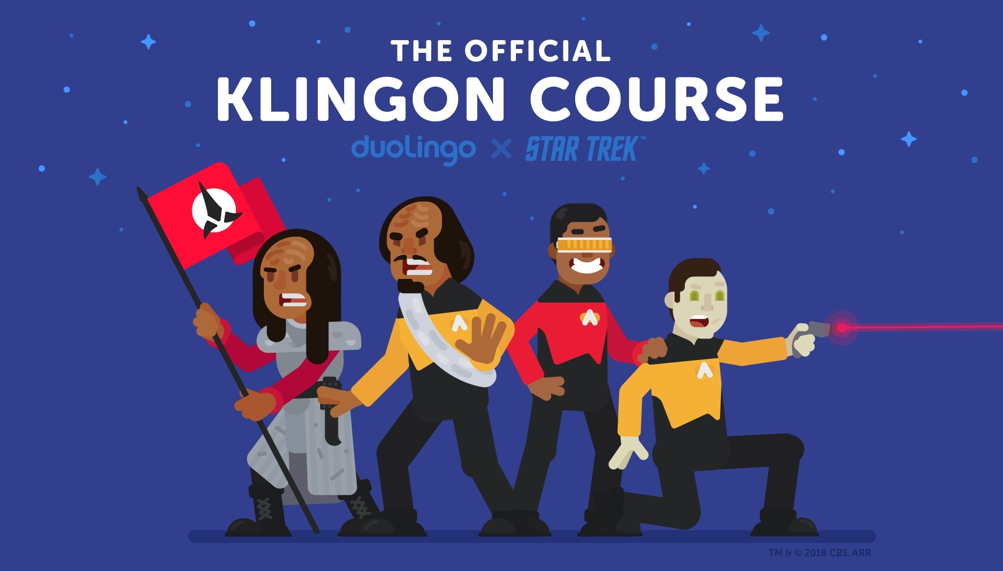 Как выучить клингонский