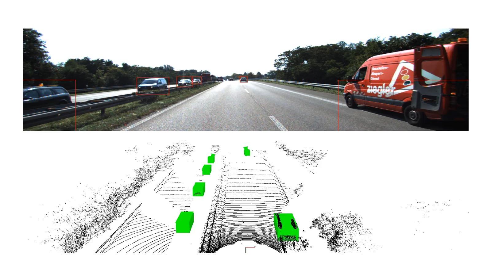 Технологии беспилотных автомобилей