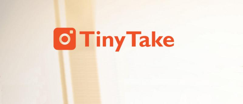 TinyTake — скриншоты и запись видео с экрана