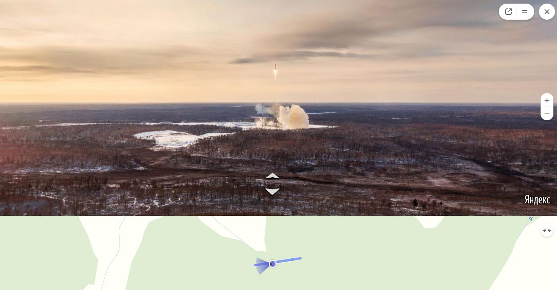 Прогулка по космодрому Восточный