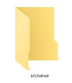 Зачем нужна папка EFSTMPWP в Windows и можно ли её удалить