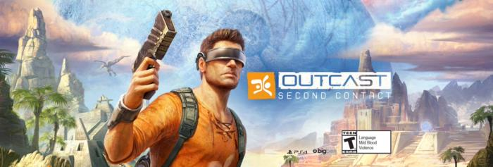 Humble Bundle бесплатно раздают Outcast – Second Contact