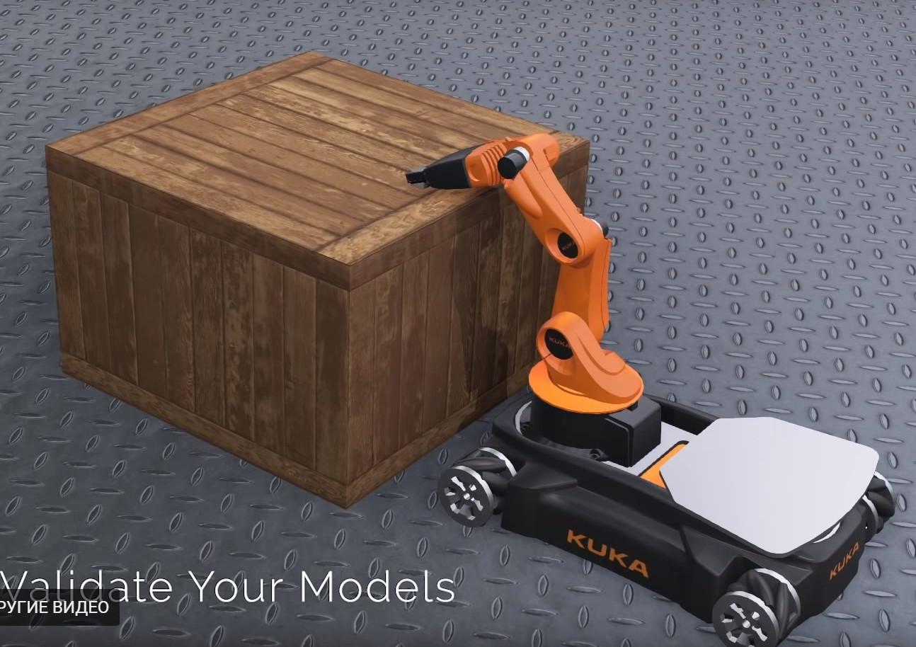 Симулятор роботов Webots стал бесплатным