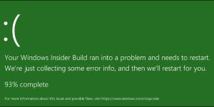 Знаете ли вы, что в Windows 10 есть зеленый экран смерти?