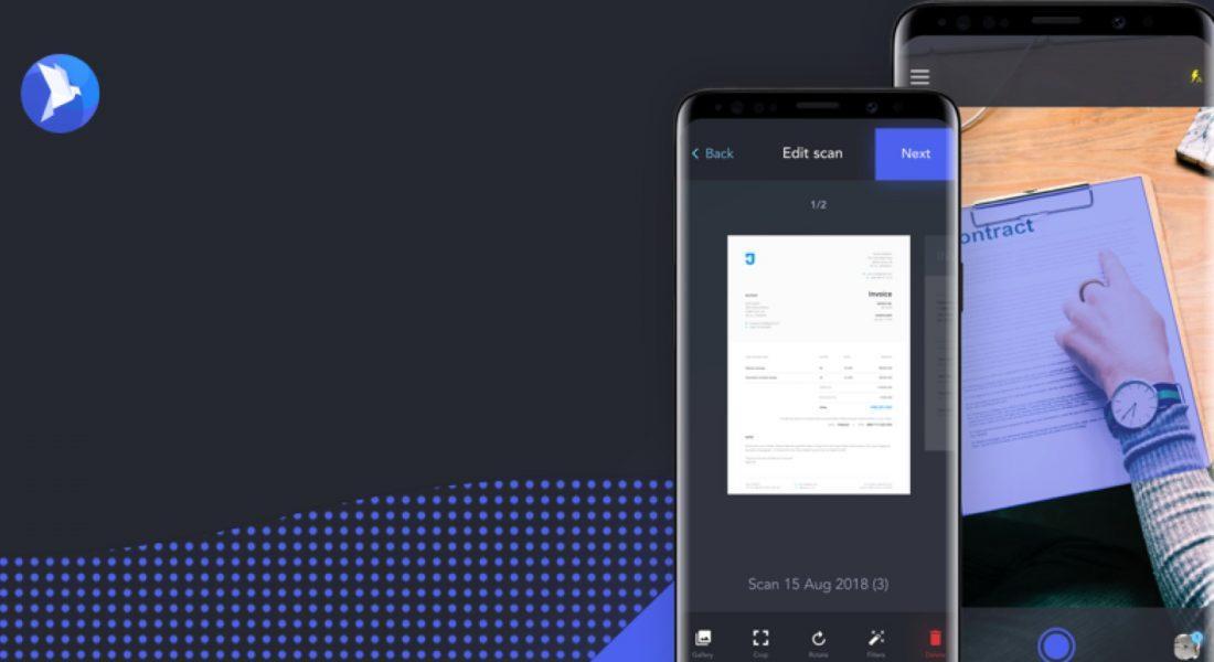 Сканирование документов смартфоном за считанные секунды с ZipScan
