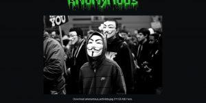 Anonymous file upload — анонимная отправка файлов размером до 5 Гб