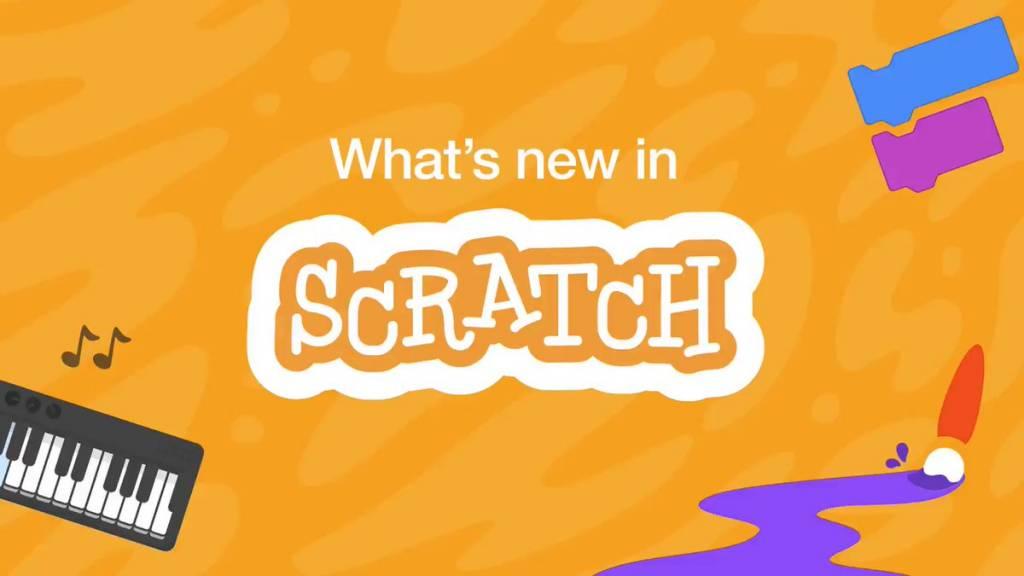 Программирование для детей: вышел Scratch 3.0
