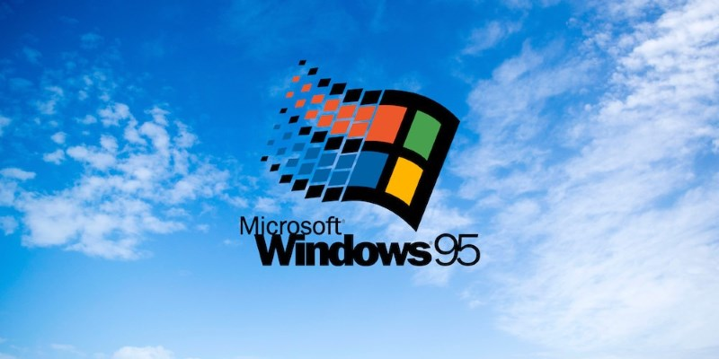 Windows 95 на Electron