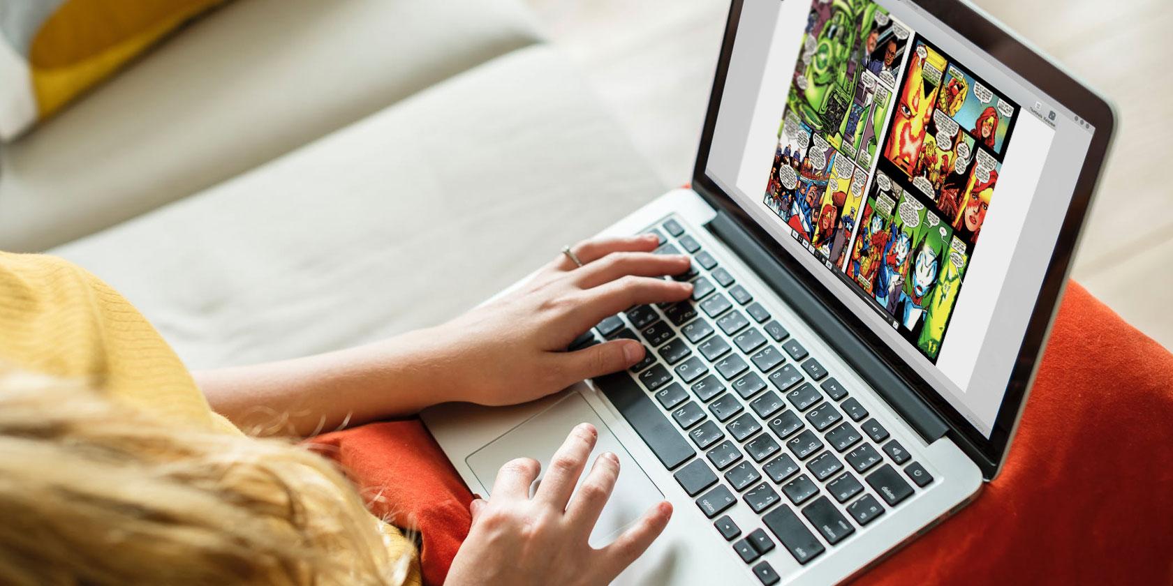 8 лучших приложений и сайтов для чтения комиксов на Mac