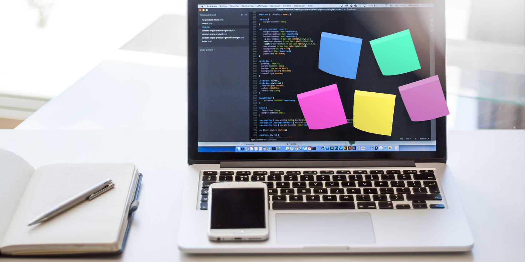 7 лучших приложений для создания заметок для программистов
