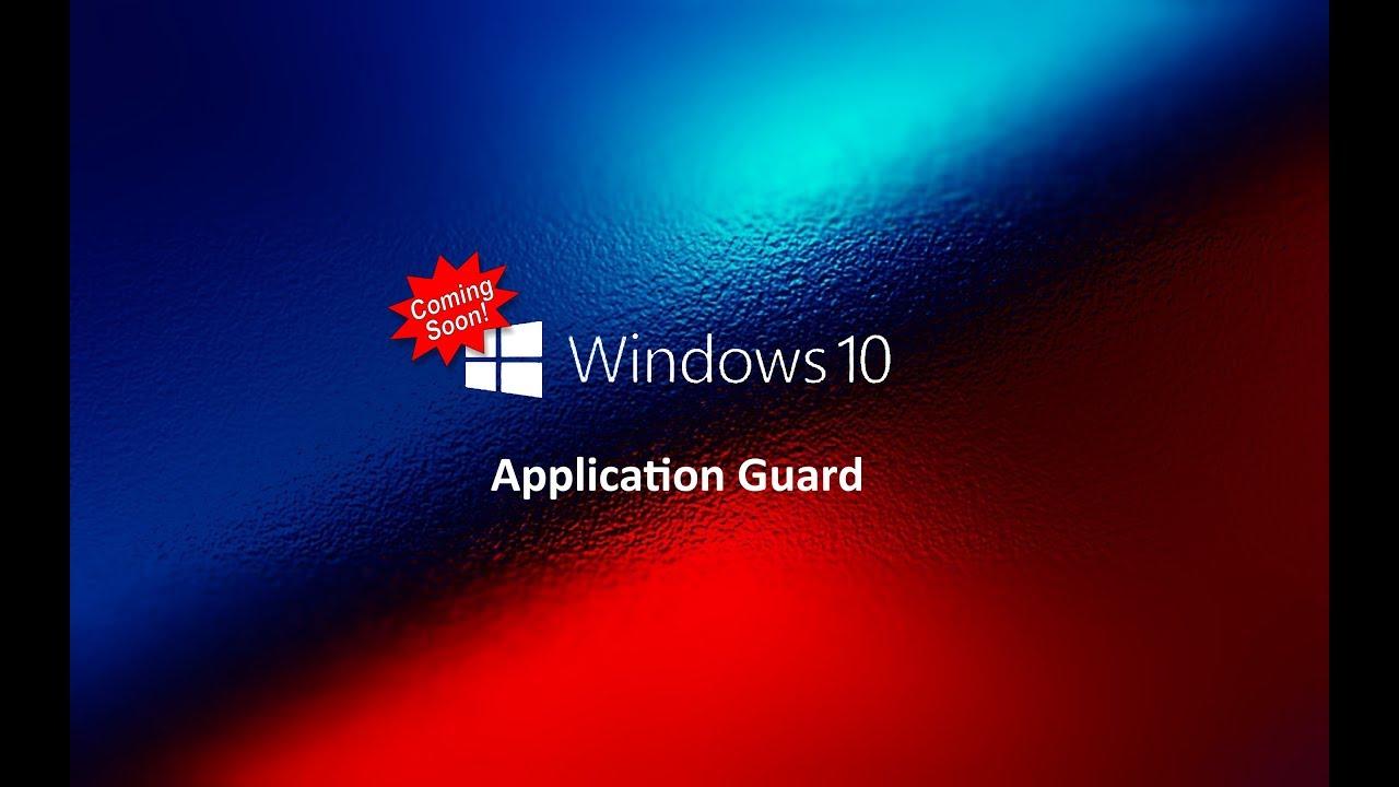 Расширение Windows Defender Application Guard для Firefox и Chrome