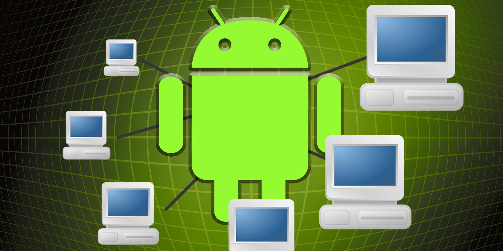 Как превратить устройство Android в веб-сервер