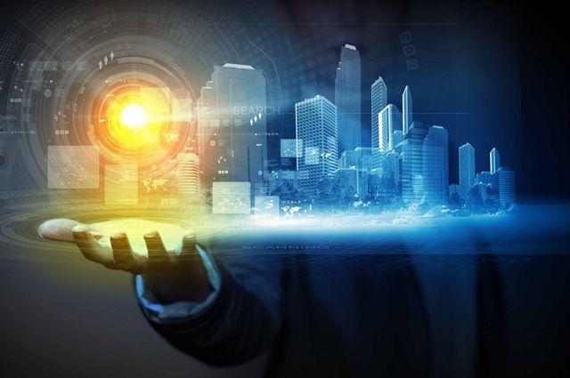 Как будет выглядеть умный город будущего
