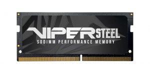 Вышла мощная память Patriot Viper Steel DDR4 SODIMM