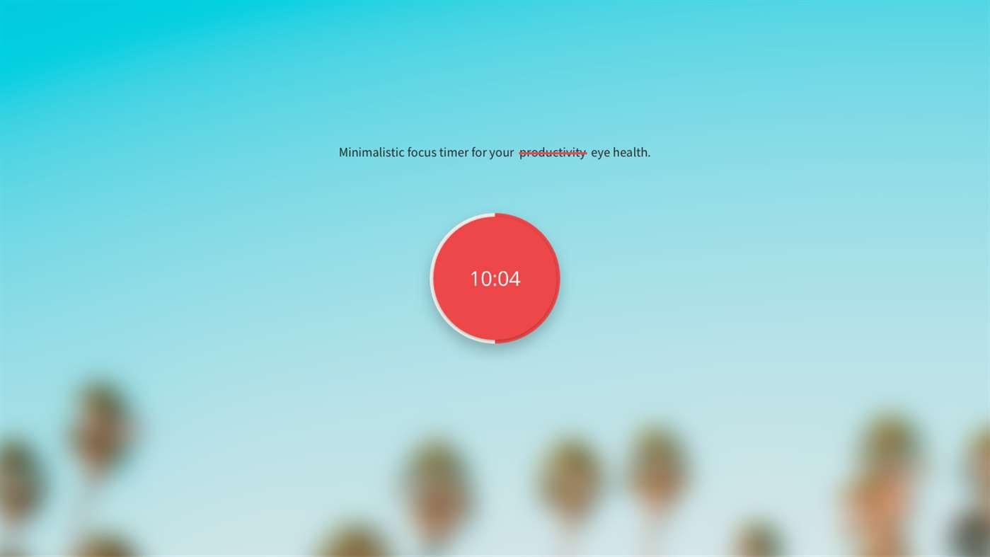 Pomy — минималистичный таймер для техники Pomodoro