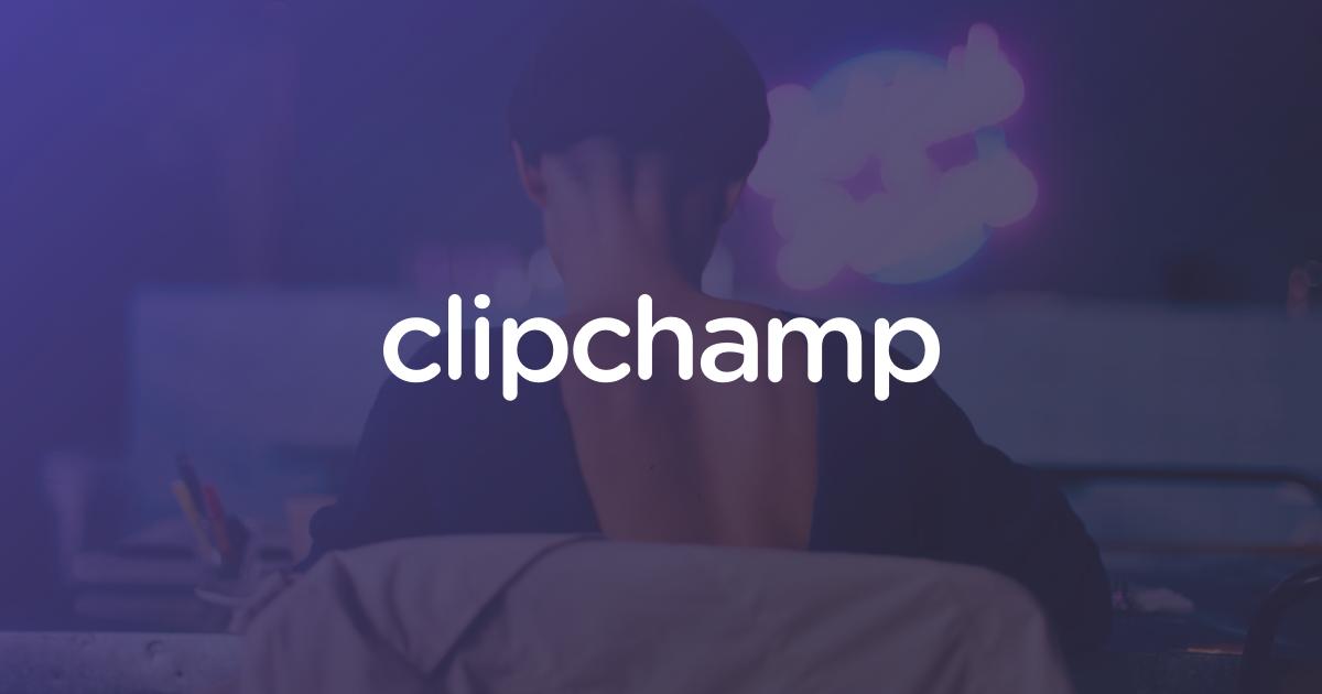 Редактирование, конвертирование, сжатие и запись видео с расширением Clipchamp для Chrome