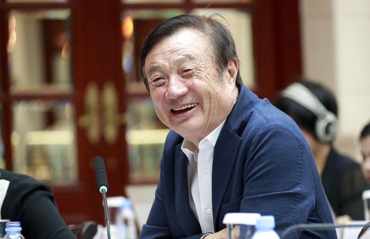 В области 5G другие производители в течение трех лет не смогут догнать Huawei