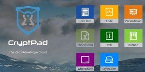 CryptPad — это безопасная и конфиденциальная альтернатива Google Docs и Office Online