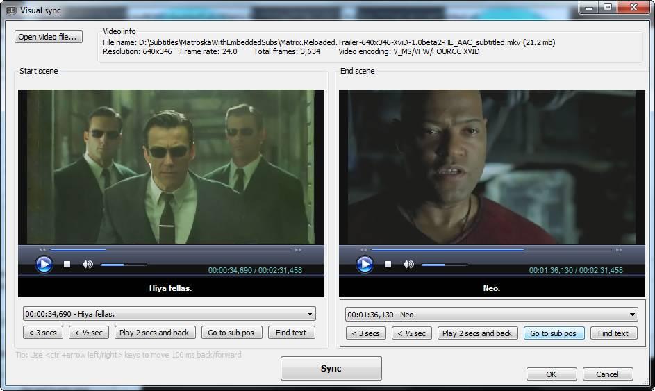 Subtitle Edit — редактор и конвертер более 200 форматов субтитров с открытым исходным кодом