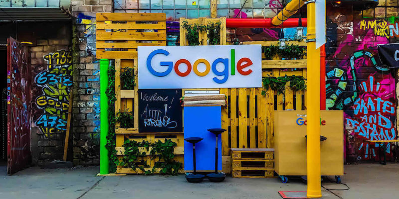 Google добавляет .new для сторонних сайтов