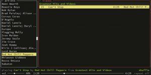 Musikcube – музыкальный плеер с терминалом для Windows, macOS и Linux