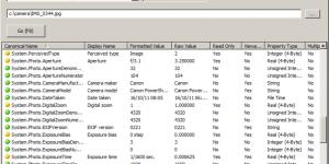 Как редактировать свойства файлов в Windows 10