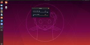 Gammy — приложение, изменяющее яркость экрана для Windows и Linux