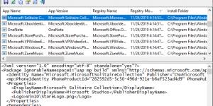 Как получить полную информацию о программах в Windows 10